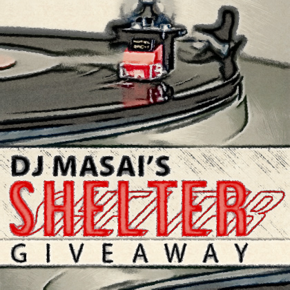 Deep In The Shelter Giveaway